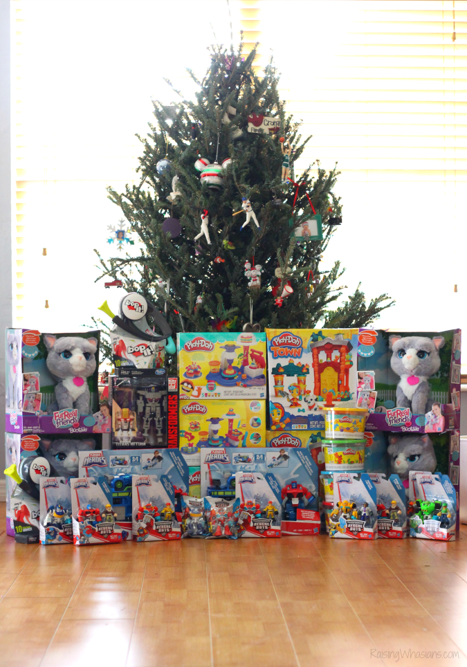 Hasbro joy maker challenge