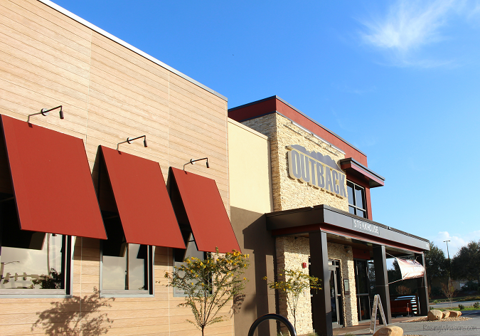 Outback Melbourne new location