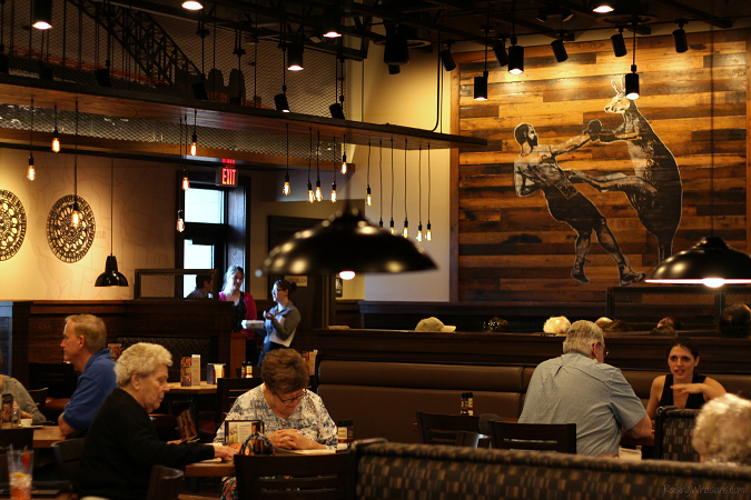 Outback Viera opening