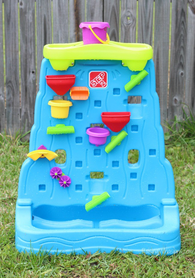 Step2 water wall toy