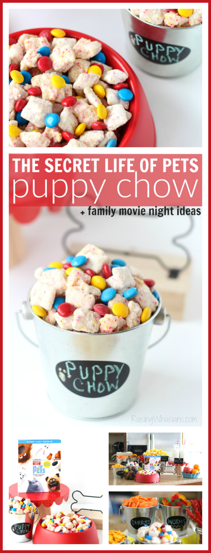 The secret life of pets party pinterest