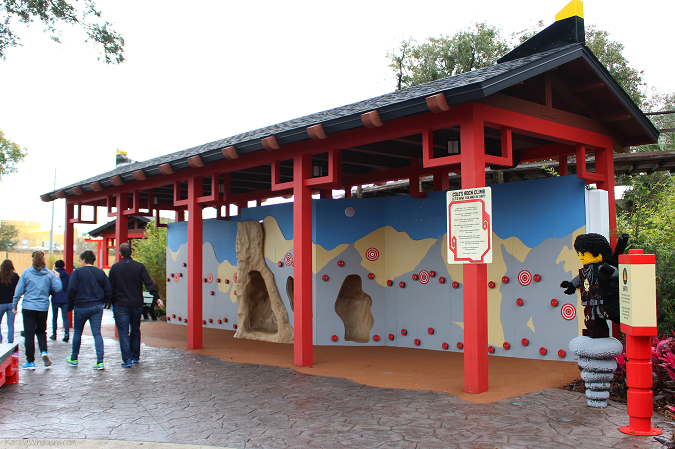 Ninjago world legoland florida tips