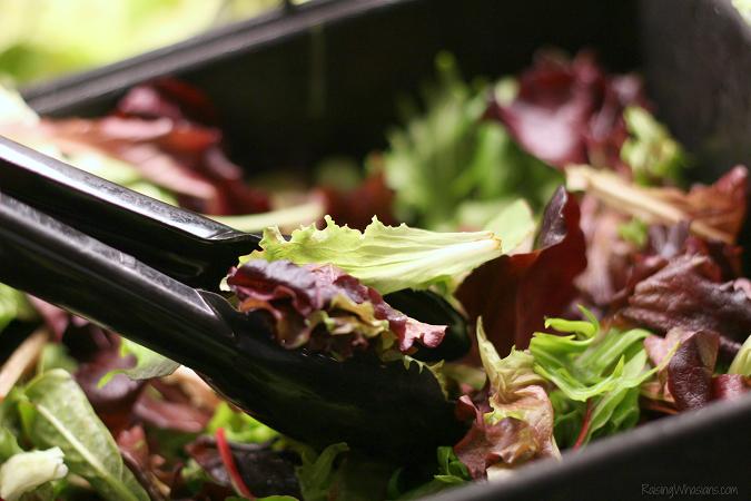 Ruby Tuesday coupon salad bar