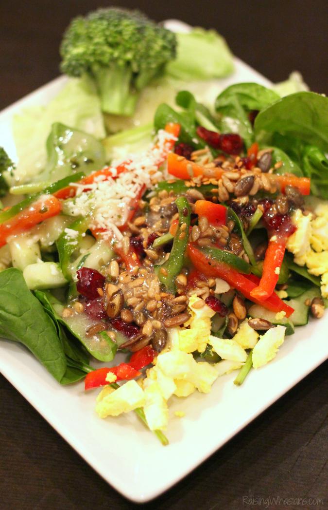 Ruby Tuesday salad bar savings