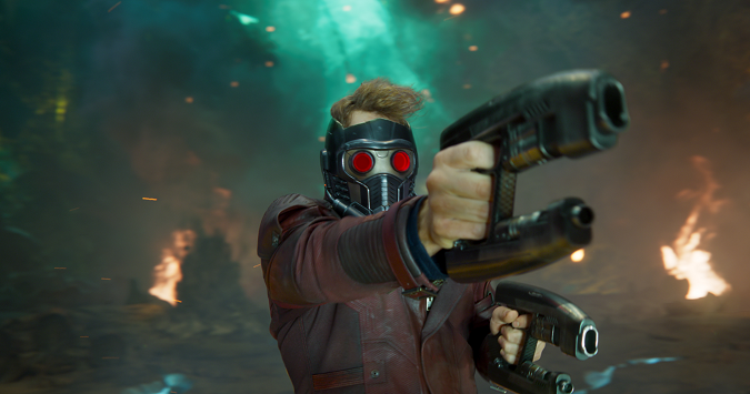 Star lord interview guardians 2