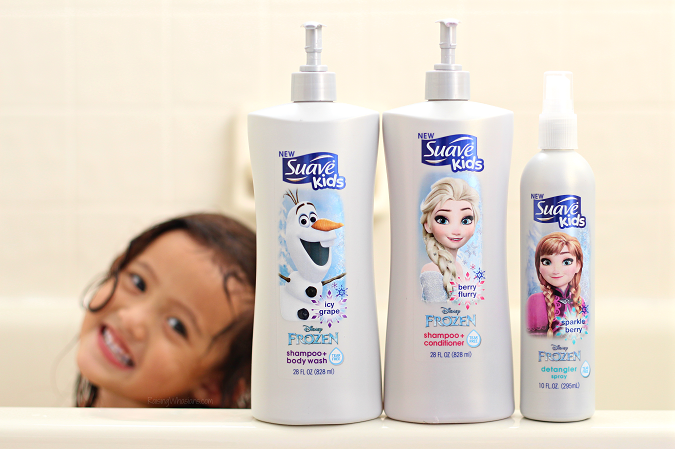 Suave kids Disney frozen review