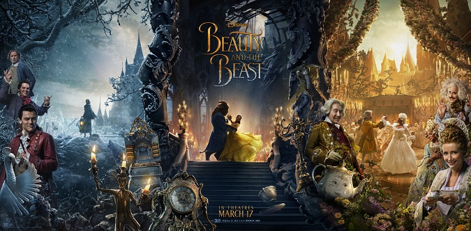 Beauty and the beast interview Audra McDonald