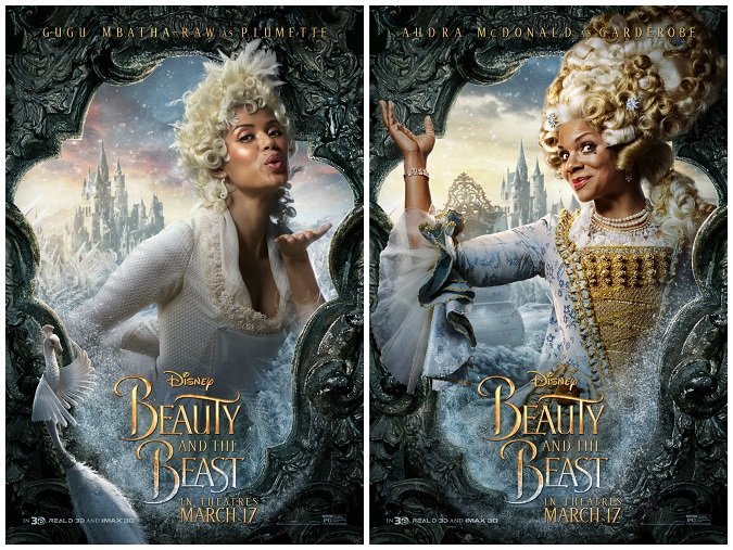Beauty and the beast interview diversity