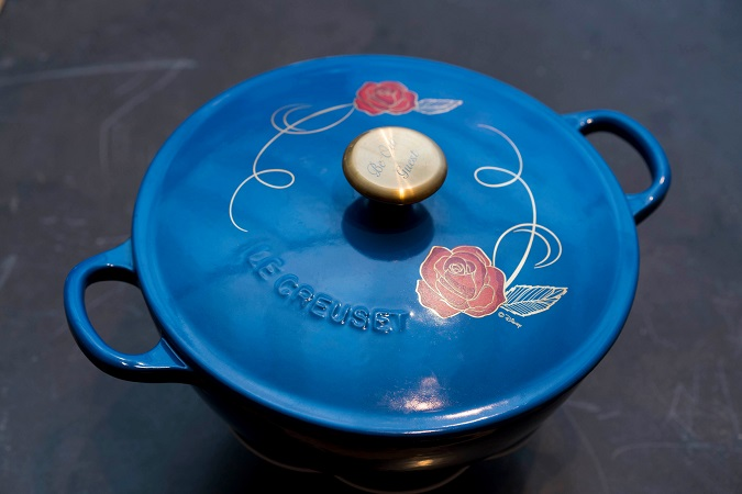 Beauty and the beast Le Creuset pot review