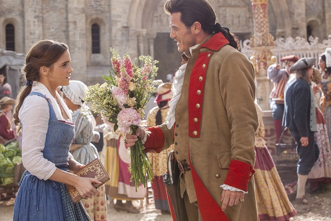 Beauty and the beast review for children