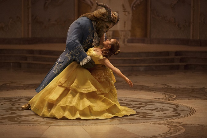 Beauty and the beast safe for children