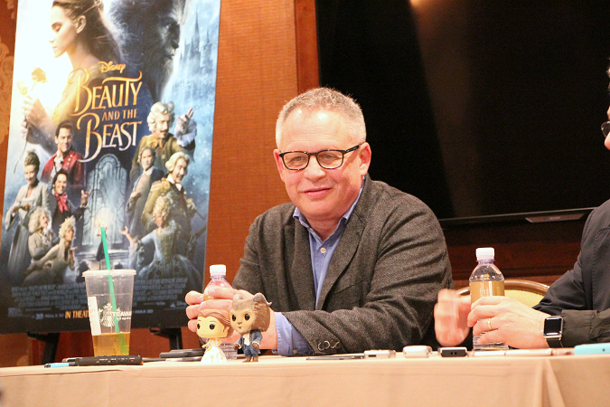 Bill Condon beauty and the beast interview