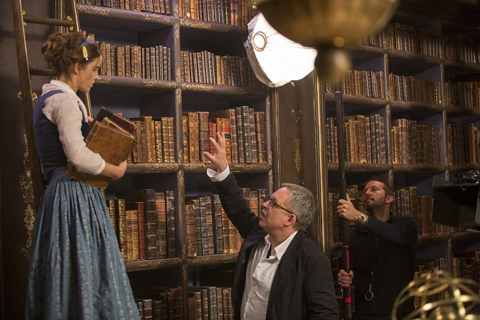 Bill Condon interview beauty and the beast