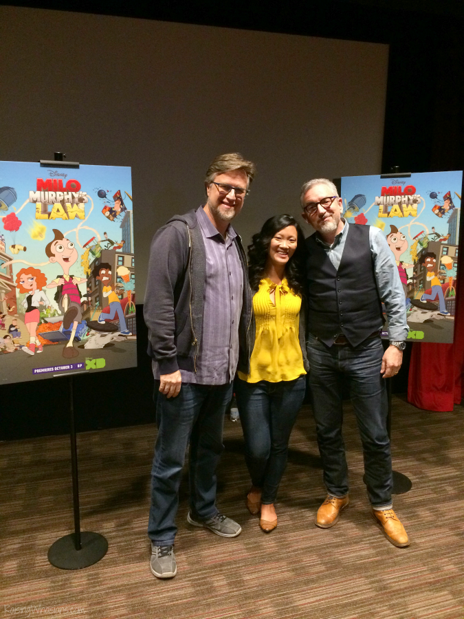 Dan Povenmire Jeff Marsh interview life fter Phineas and Ferb
