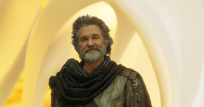 Guardians of the galaxy vol. 2 Kurt Russell interview