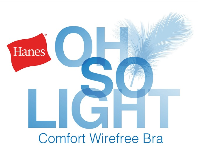 Hanes oh so light bra review