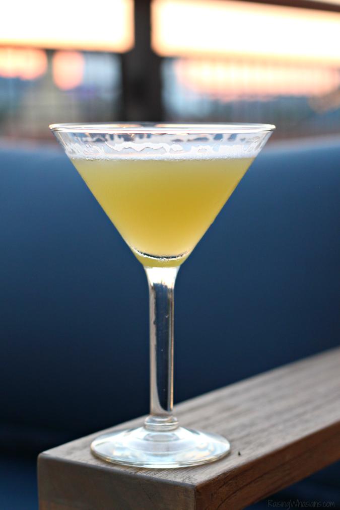 Paddlefish drink offers