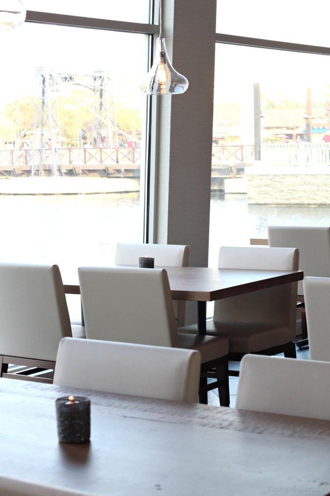 Paddlefish restaurant review