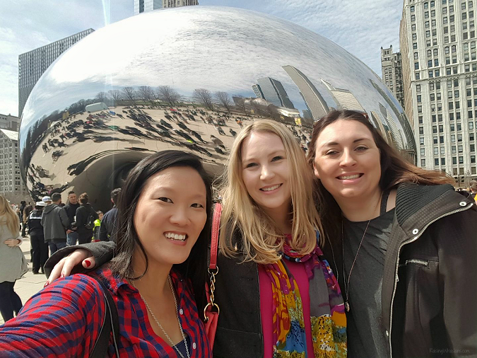 Chicago bean tips