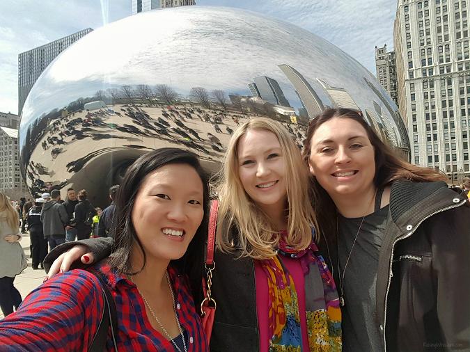 Chicago bean tips