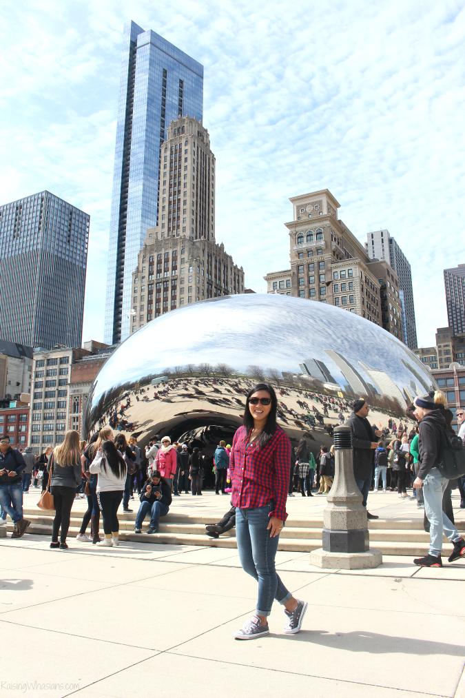 Chicago girls getaway tips