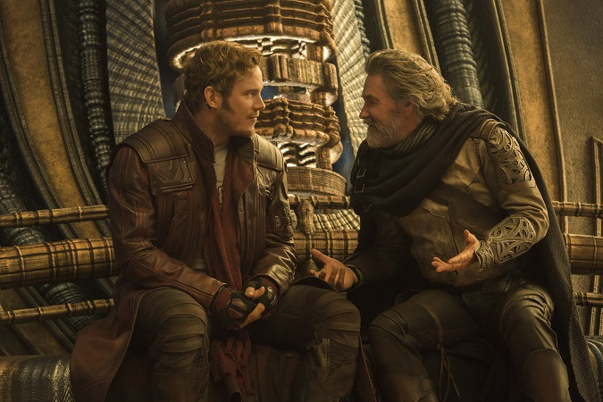 Exclusive Chris Pratt interview guardians of the galaxy 2