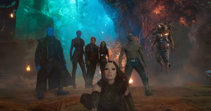 Guardians 2 movie review for children