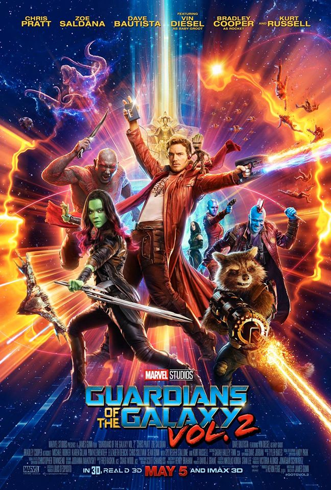 Guardians of the galaxy vol. 2 review safe for kids