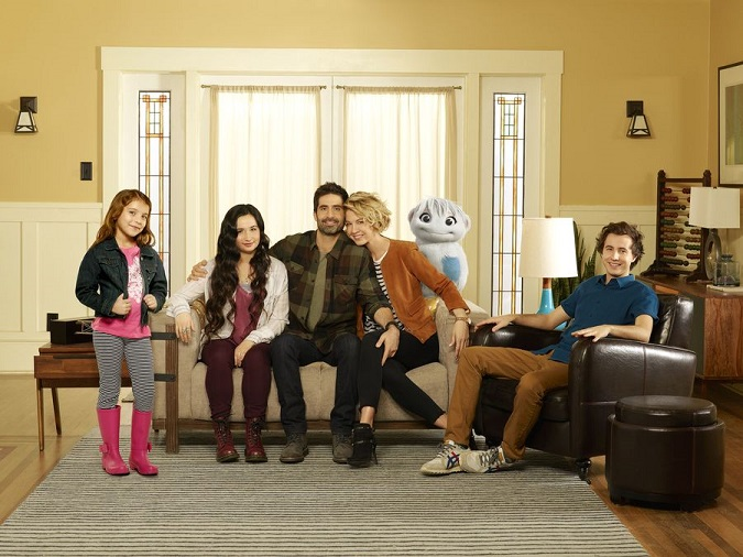 Imaginary mary interview cast