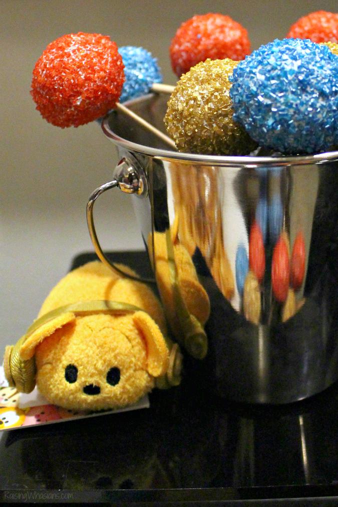 Radio Disney music party ideas
