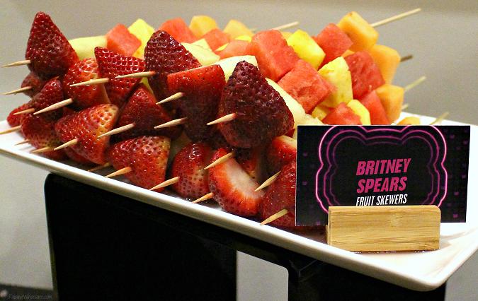 Radio Disney music awards food ideas