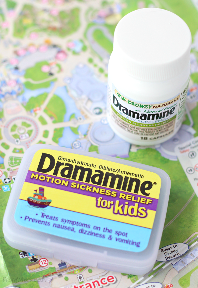 Best motion sickness medicine for kids