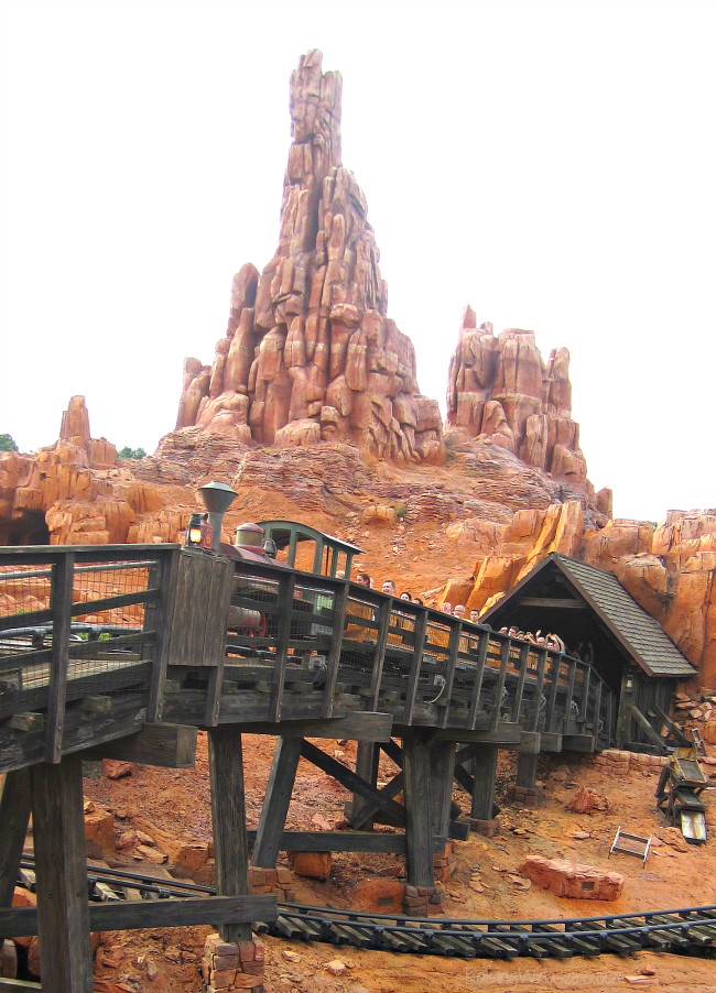 Best thrill rides disney world