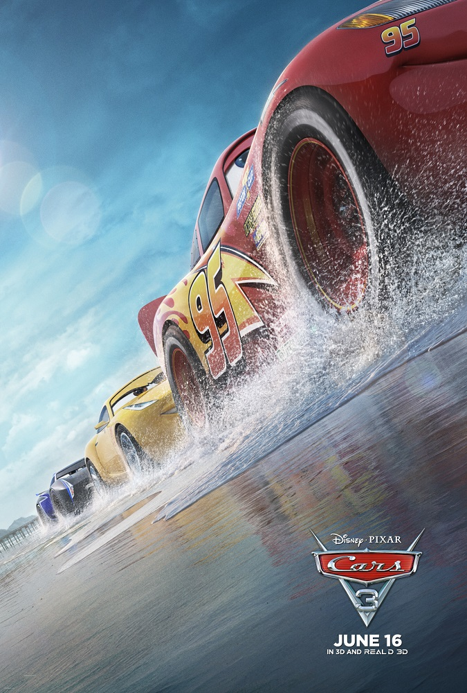 Cars 3 printable kids activity