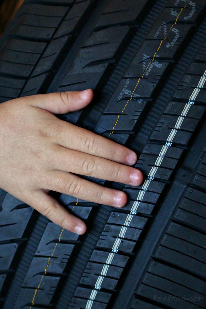 Custom tires for mom