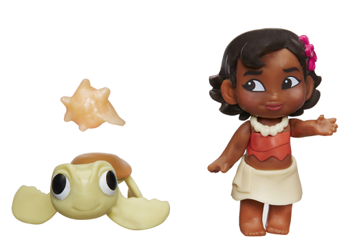 Disney Moana small doll assortment toy