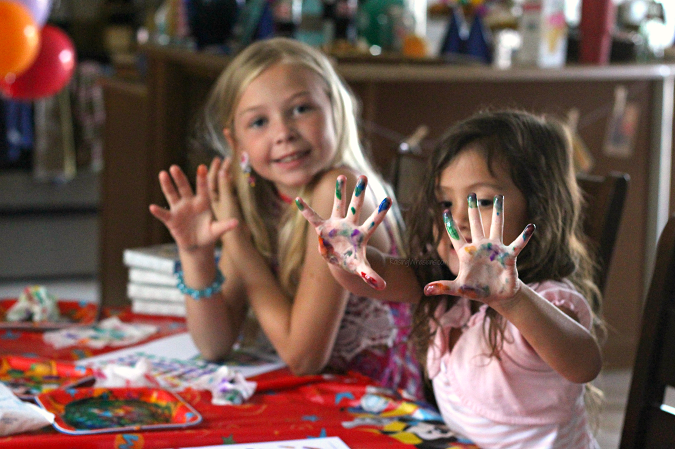 Disney Pixar up kids craft free