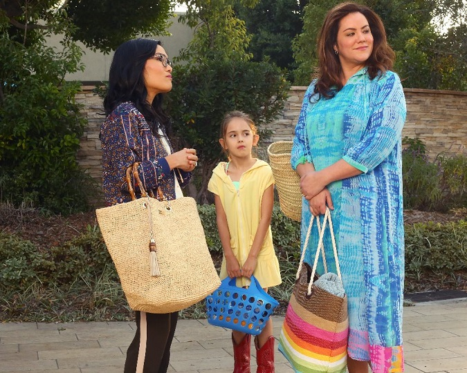 Exclusive Katy Mixon interview American housewife