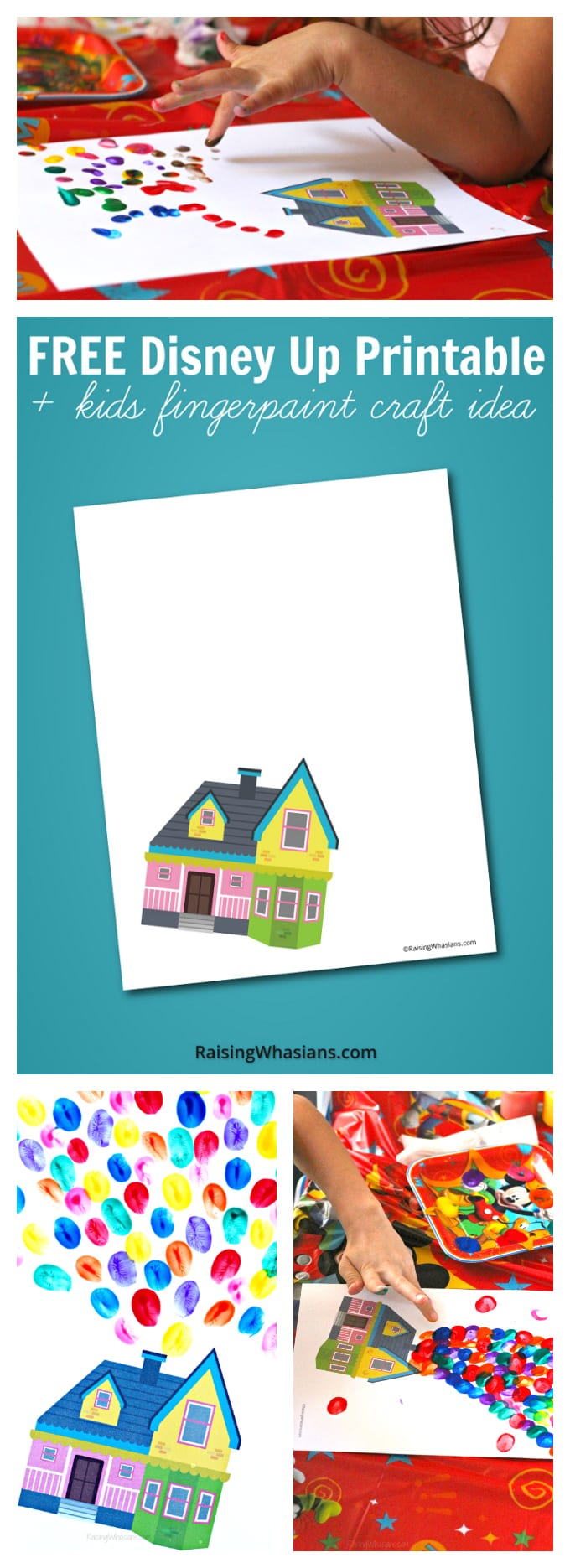 photograph regarding House From Up Printable known as Totally free Disney Up Printable + Young children Craft Strategy - Escalating Whasians