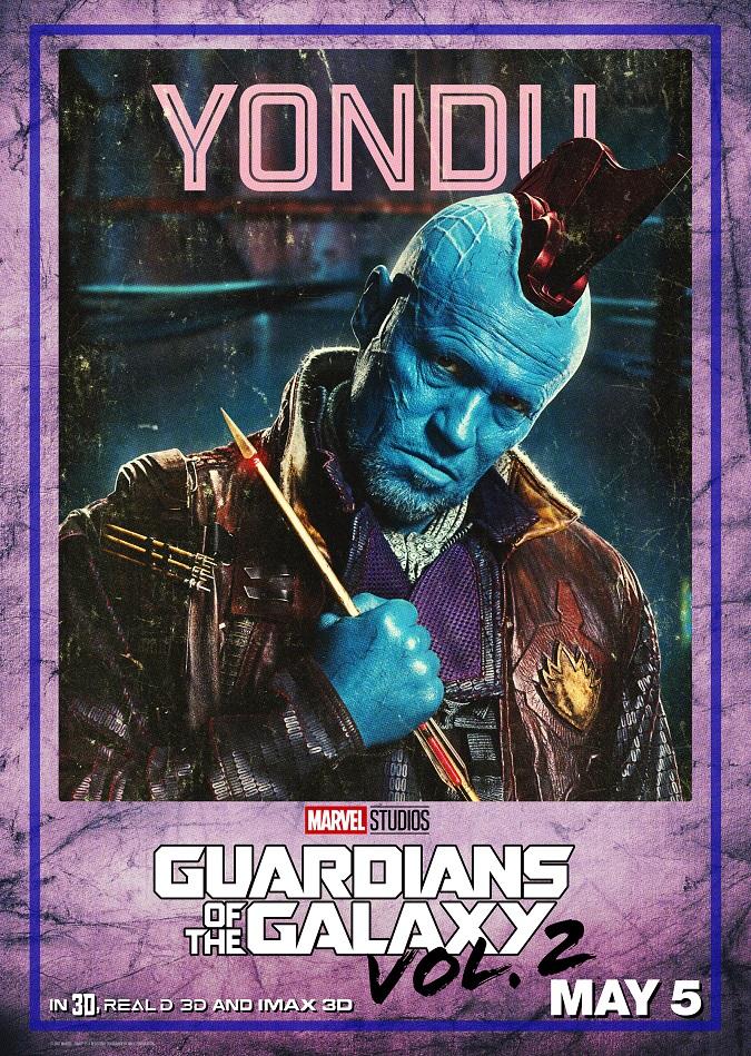 Guardians 2 interview Michael Rooker