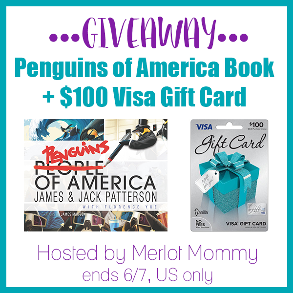 James Patterson's penguins of America