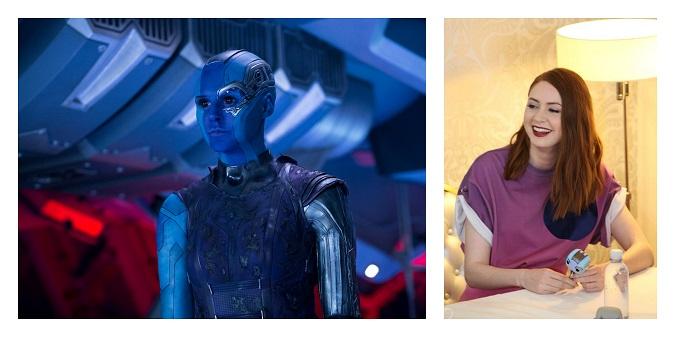 Karen Gillan interview guardians of the galaxy vol. 2