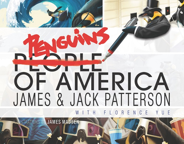 Penguins of America book