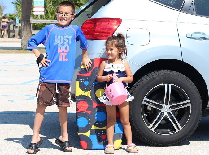 Preparing for our first family road trip with hercules tires