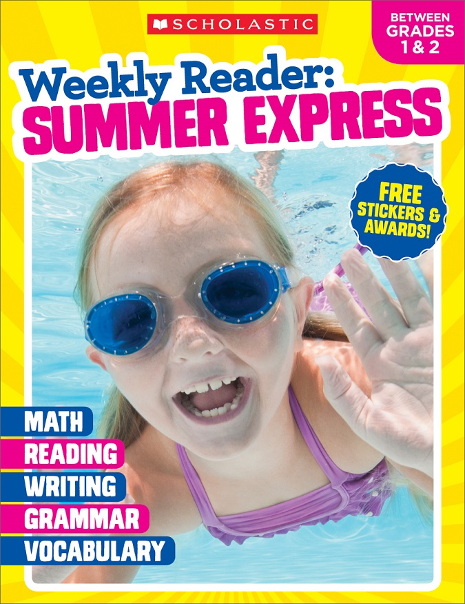 Scholastic summer express workbooks review