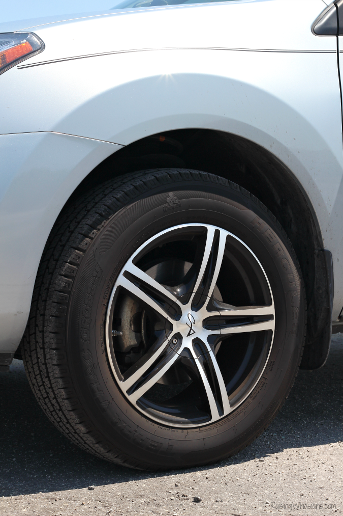 Best value tires for suv