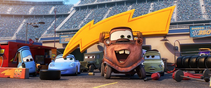 Cars 3 ok for kids