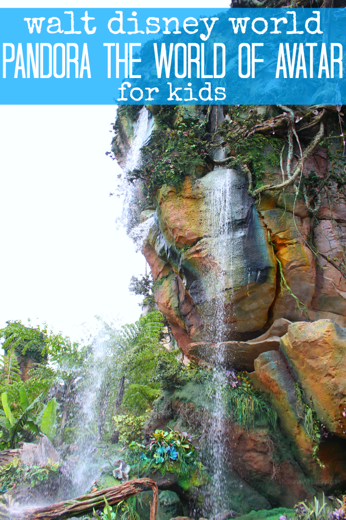 Disney pandora for kids parent guide to the world of avatar