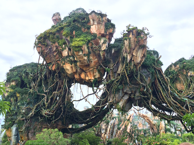 Disney world pandora tips for families