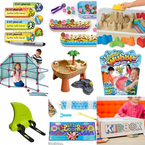 Kids summer fun giveaway